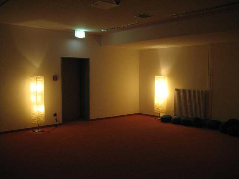 Die Willy Brandt Realschule Hat Einen Meditationsraum. Er Befindet Sich Im  Untergeschoss, In Der Nähe Der Schließfächer.